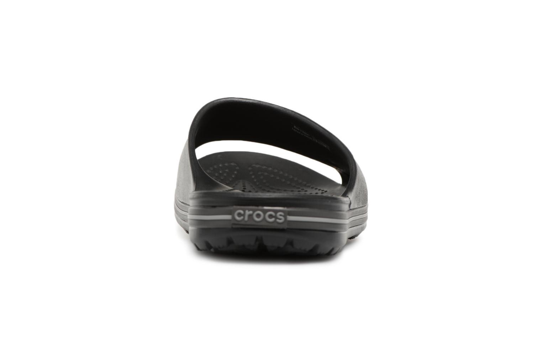 Slide Crocband BLACK II Crocs GRAPHITE E6q4gqwx