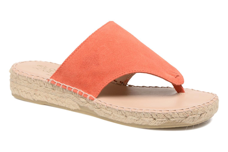 Zapatos promocionales La maison de l'espadrille Tong 701 (Naranja) - Sandalias   Los zapatos más populares para hombres y mujeres