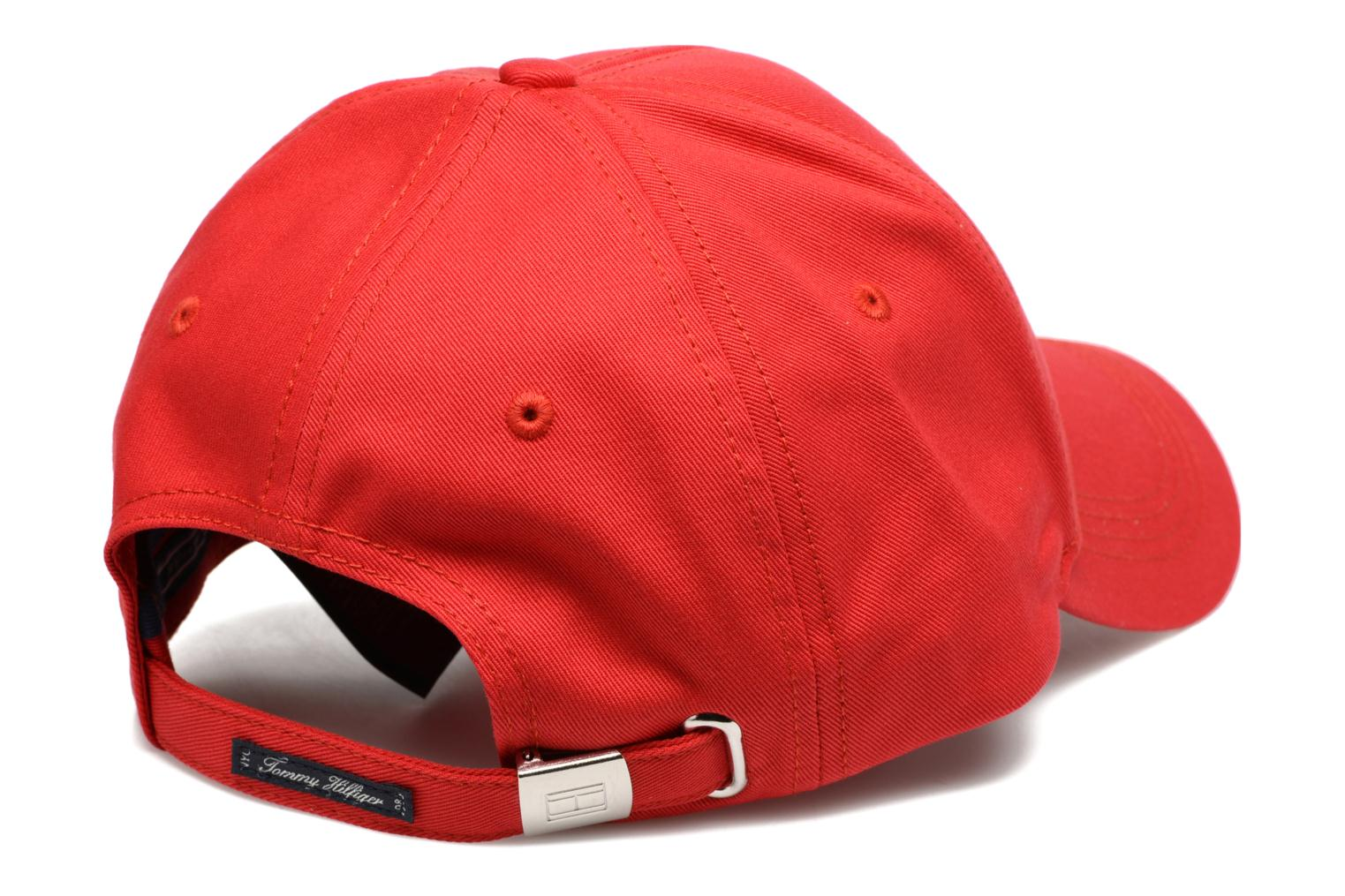 Classic Cap Apple red