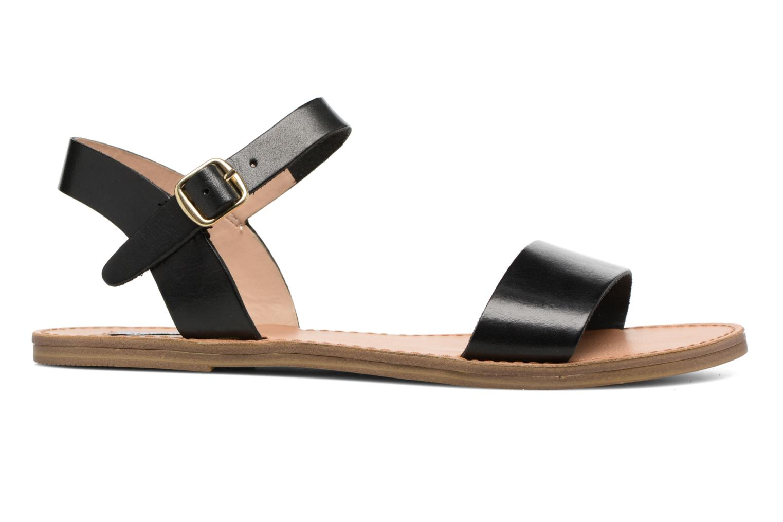 Sandales et nu-pieds Steve Madden Kondi Sandal Noir vue derrière