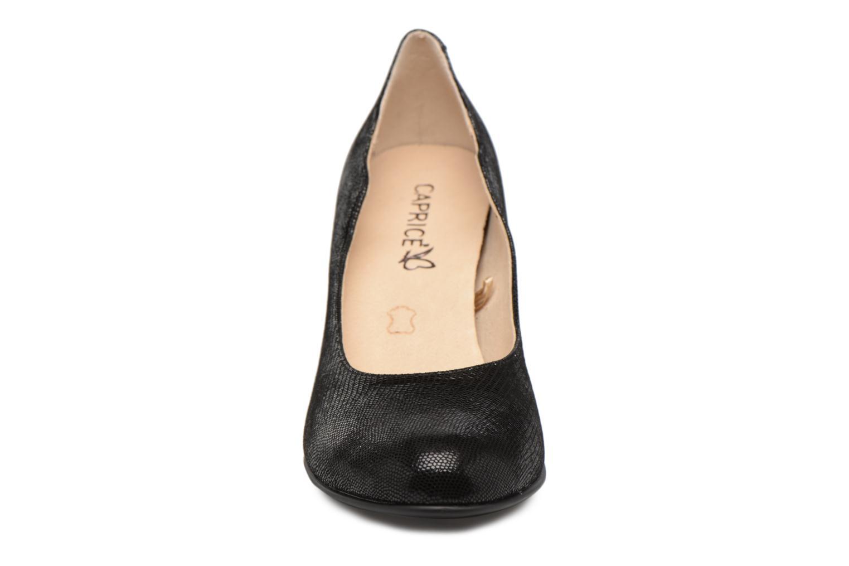 Escarpins Caprice Galina Noir vue portées chaussures