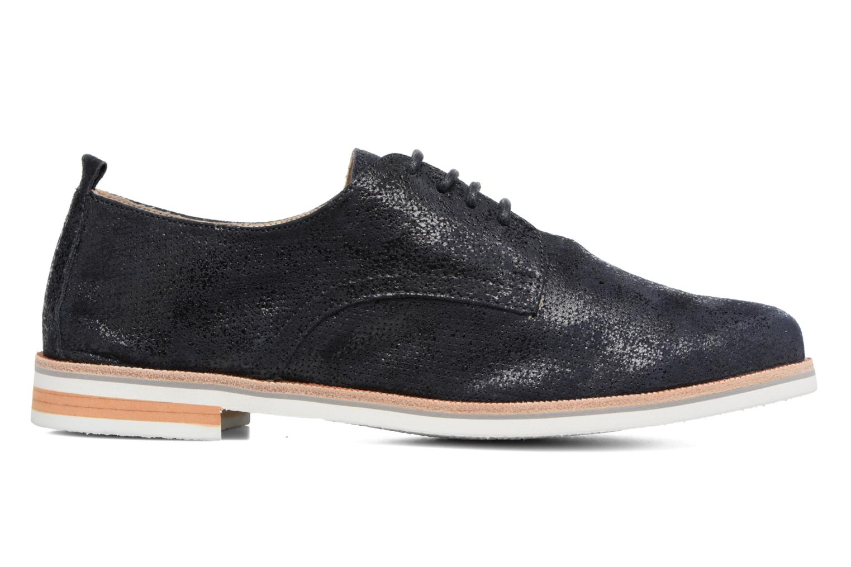 Chaussures à lacets Caprice Ita Noir vue derrière