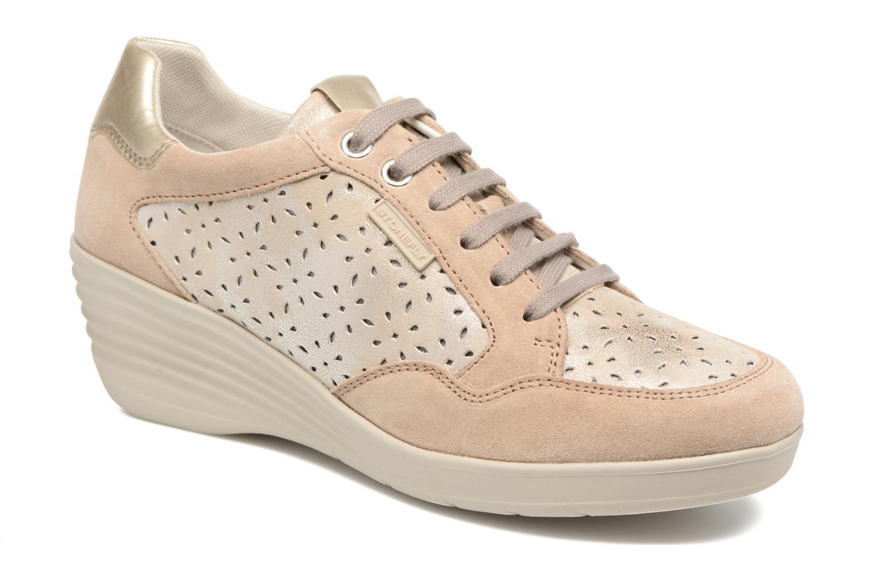 Stonefly EBONY 22 Noir - Chaussures Basket Femme