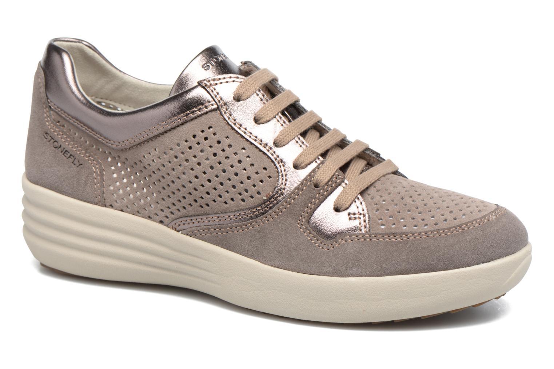Stonefly ROMY 13 Beige - Chaussures Basket Femme