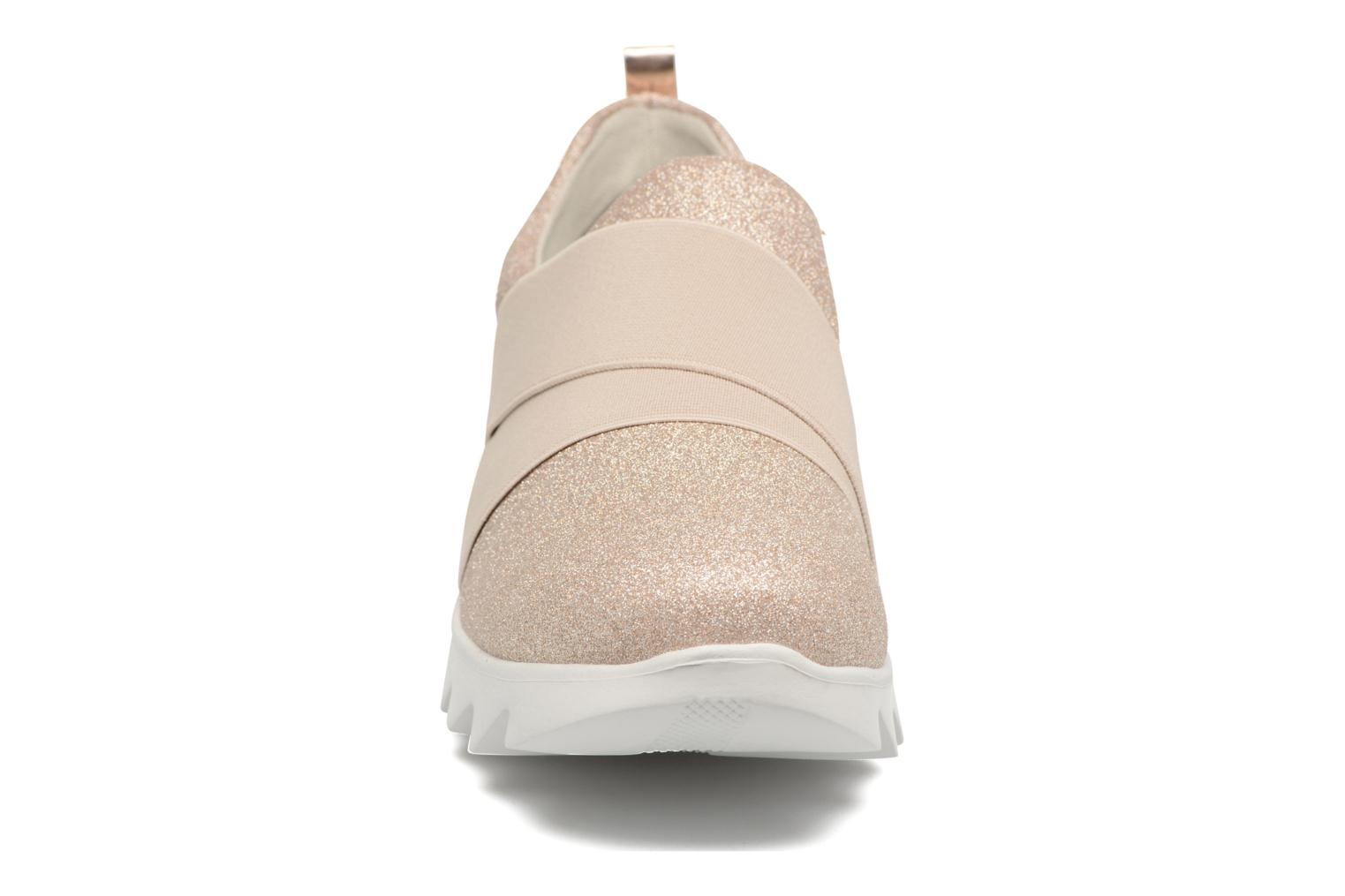 Baskets Stonefly Speedy Lady 6 Or et bronze vue portées chaussures