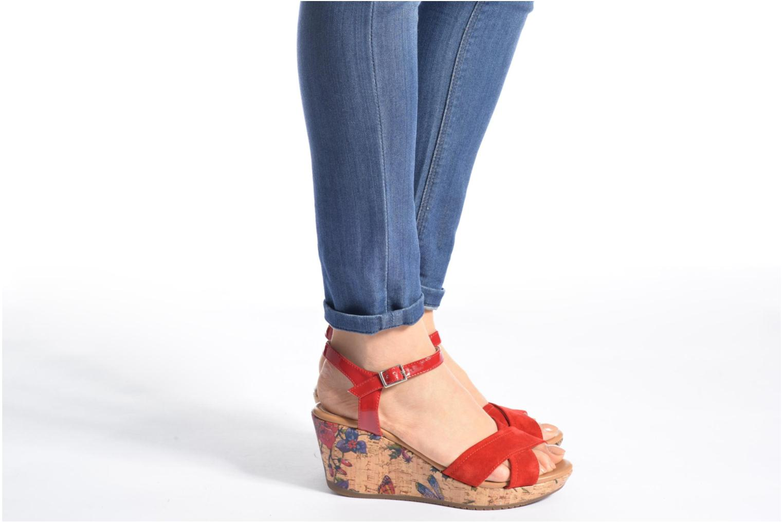 Sandales et nu-pieds Stonefly Marlene II Bleu vue bas / vue portée sac