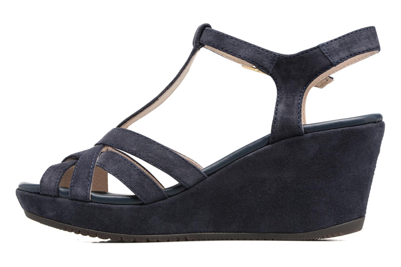 Sandales et nu-pieds Stonefly Marlene II Bleu vue face