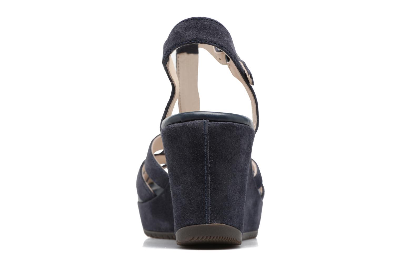Sandales et nu-pieds Stonefly Marlene II Bleu vue droite