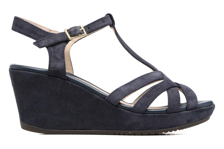 Sandales et nu-pieds Stonefly Marlene II Bleu vue derrière