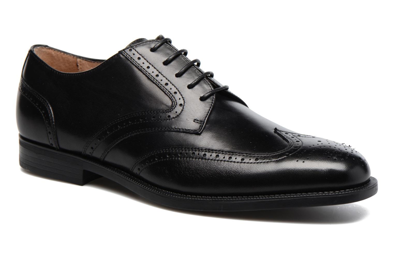 Stonefly Berry II 1 (Noir) - Chaussures à lacets chez Sarenza (288529)