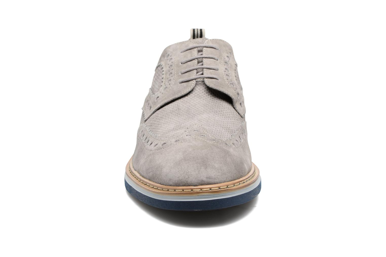 Zapatos con cordones Stonefly Alby 1 Gris vista del modelo