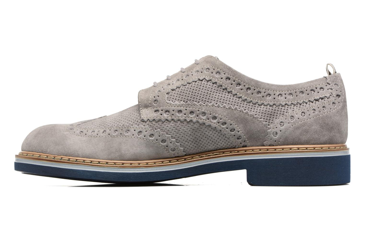 Chaussures à lacets Stonefly Alby 1 Gris vue face