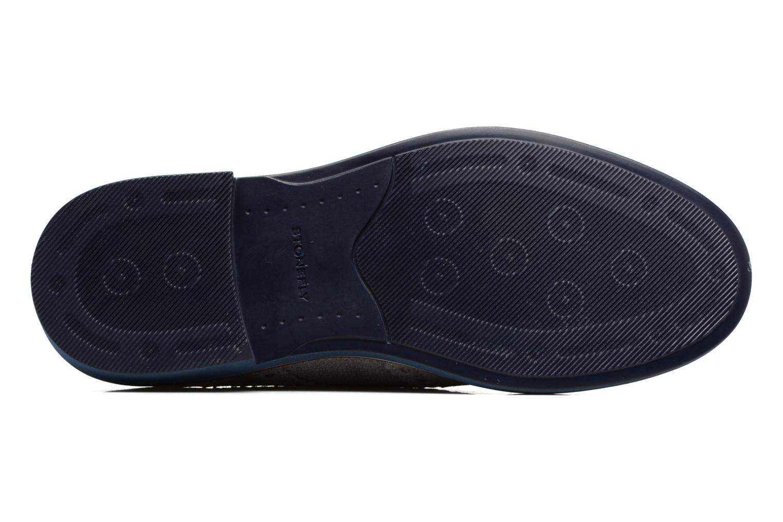 Zapatos con cordones Stonefly Alby 1 Gris vista de arriba