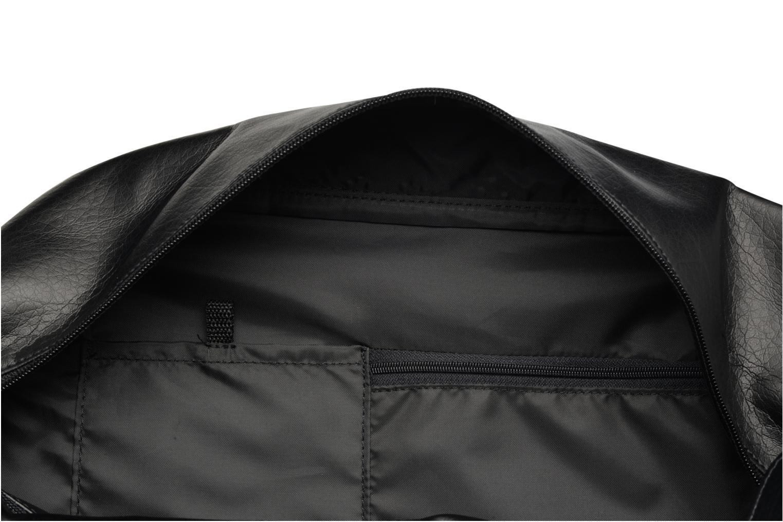 Herrentaschen Adidas Originals AIRLINER AC CL Besace schwarz ansicht von hinten