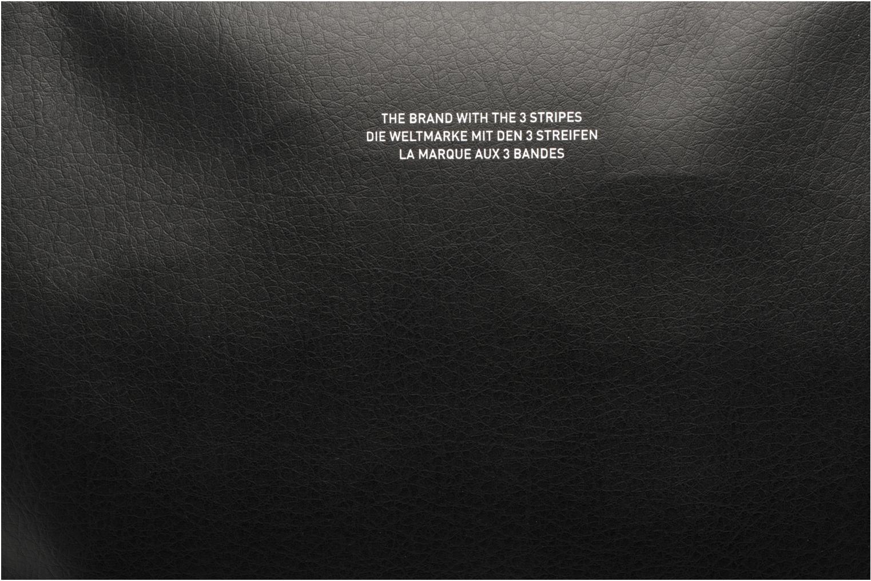 Herrentaschen Adidas Originals AIRLINER AC CL Besace schwarz ansicht von links