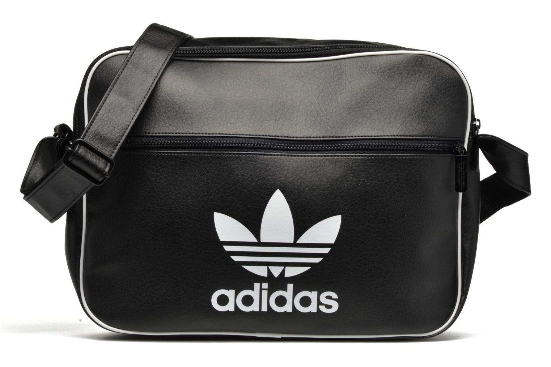 Sacs homme Adidas Originals AIRLINER AC CL Besace Noir vue détail/paire