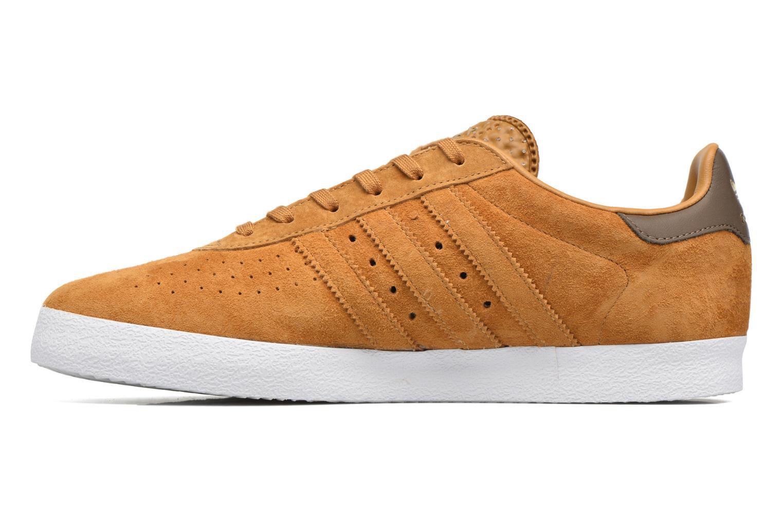 Baskets Adidas Originals Adidas 350 Beige vue face