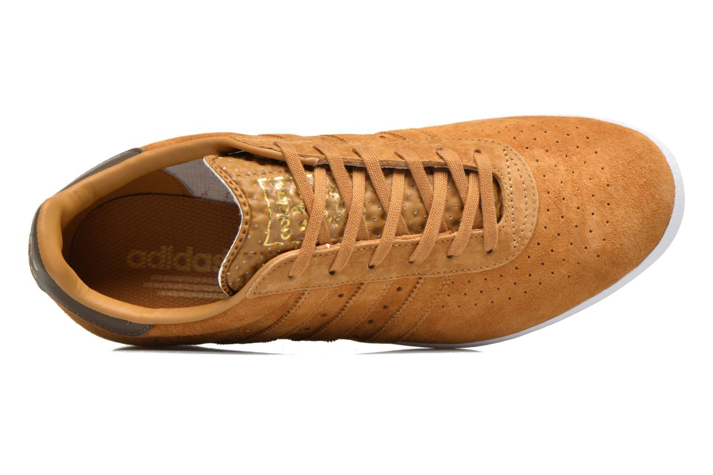 Baskets Adidas Originals Adidas 350 Beige vue gauche