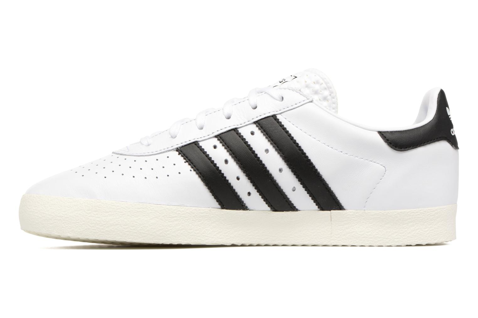 Baskets Adidas Originals Adidas 350 Blanc vue face