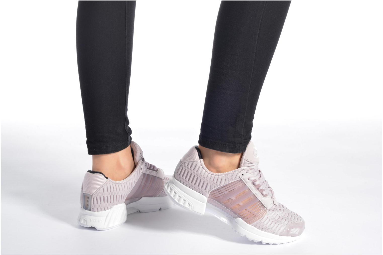 Baskets Adidas Originals Climacool 1 W Rose vue bas / vue portée sac