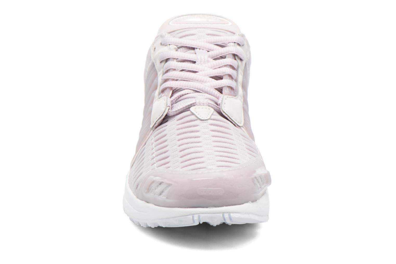 Baskets Adidas Originals Climacool 1 W Rose vue portées chaussures