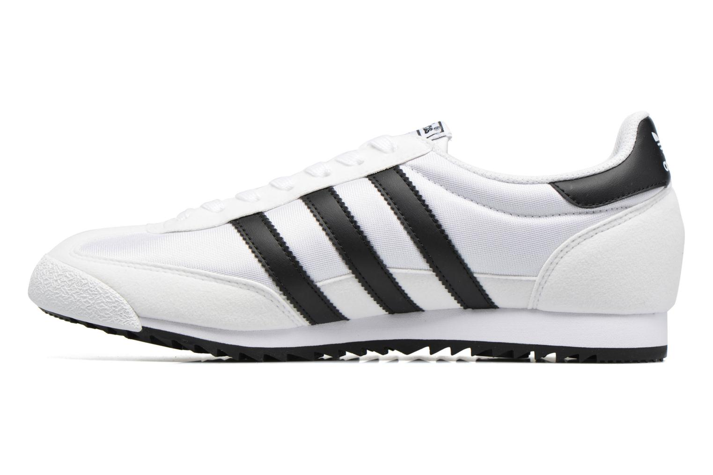 Sneakers Adidas Originals Dragon Og Wit voorkant