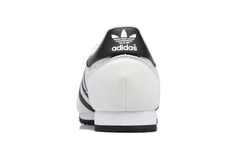 Sneakers Adidas Originals Dragon Og Wit rechts