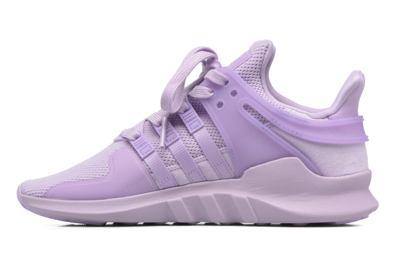 Baskets Adidas Originals Eqt Support Adv W Violet vue face