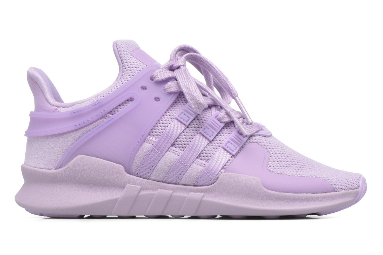 Baskets Adidas Originals Eqt Support Adv W Violet vue derrière