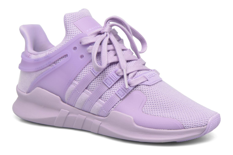 Baskets Adidas Originals Eqt Support Adv W Violet vue détail/paire