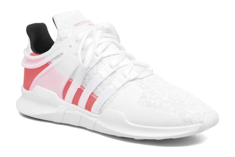 Sneaker Adidas Originals Eqt Support Adv weiß detaillierte ansicht/modell
