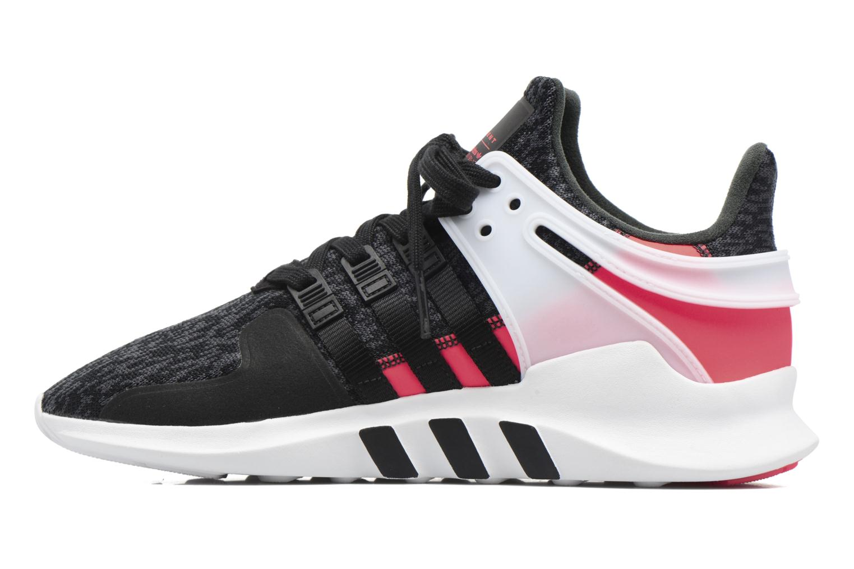 Sneakers Adidas Originals Eqt Support Adv Zwart voorkant