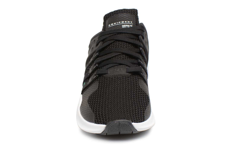 Baskets Adidas Originals Eqt Support Adv Noir vue portées chaussures