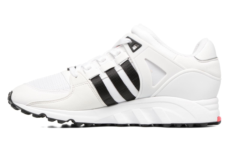 Baskets Adidas Originals Eqt Support Rf Blanc vue face