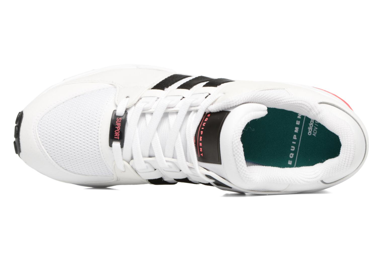 Baskets Adidas Originals Eqt Support Rf Blanc vue gauche
