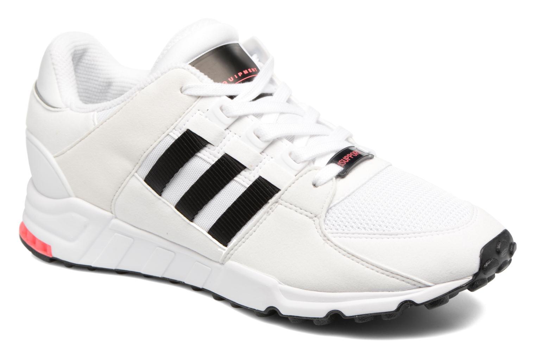 Baskets Adidas Originals Eqt Support Rf Blanc vue détail/paire