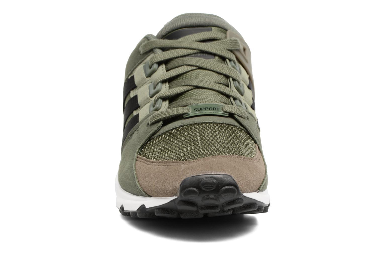 Baskets Adidas Originals Eqt Support Rf Vert vue portées chaussures