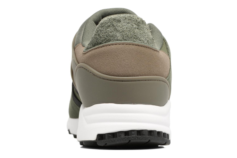 Baskets Adidas Originals Eqt Support Rf Vert vue droite
