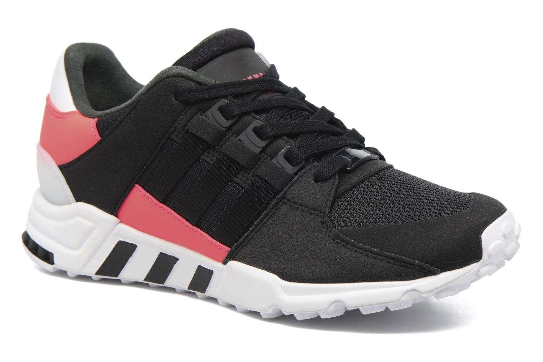 Zapatos promocionales Adidas Originals Eqt Support Rf W (Negro) - Deportivas   Cómodo y bien parecido