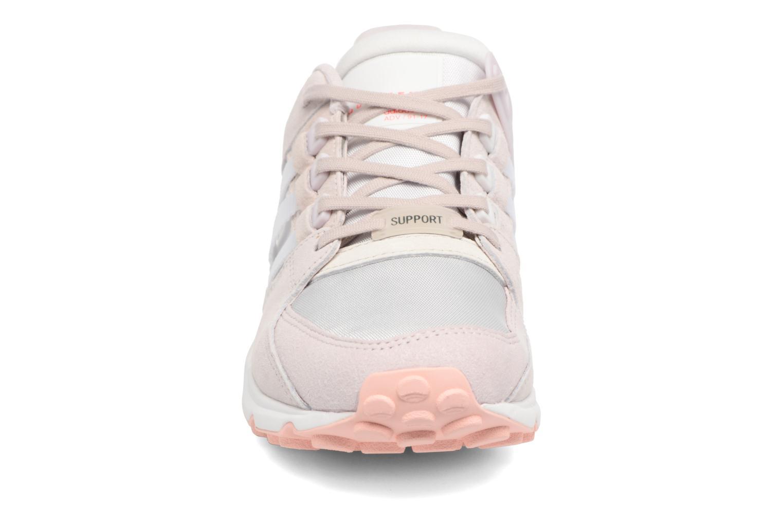 Sneaker Adidas Originals Eqt Support Rf W rosa schuhe getragen