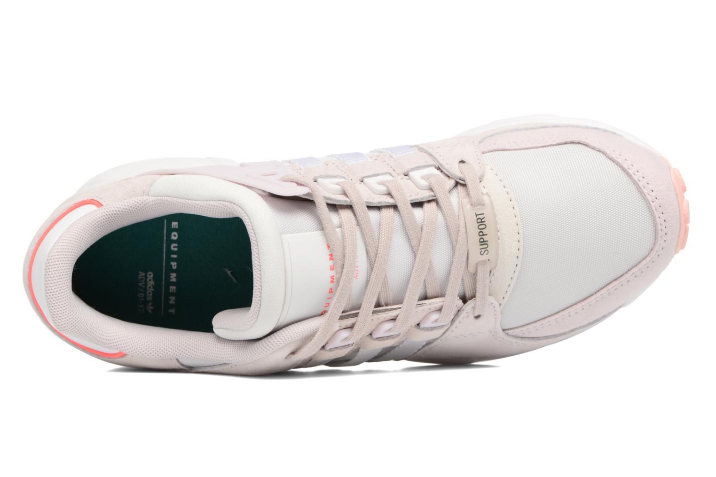 Baskets Adidas Originals Eqt Support Rf W Rose vue gauche