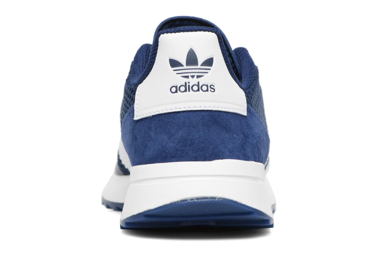 Baskets Adidas Originals Flb W Bleu vue droite
