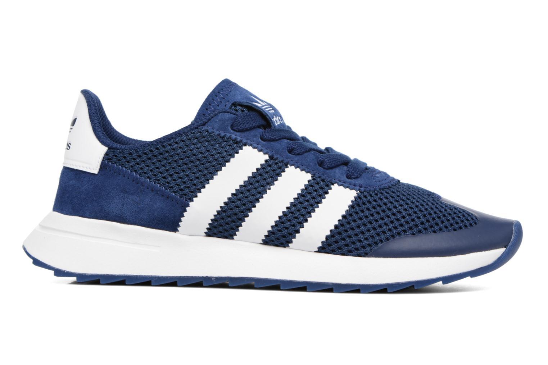 Baskets Adidas Originals Flb W Bleu vue derrière