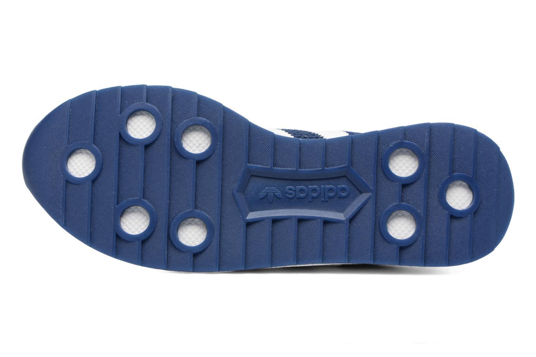 Deportivas Adidas Originals Flb W Azul vista de arriba