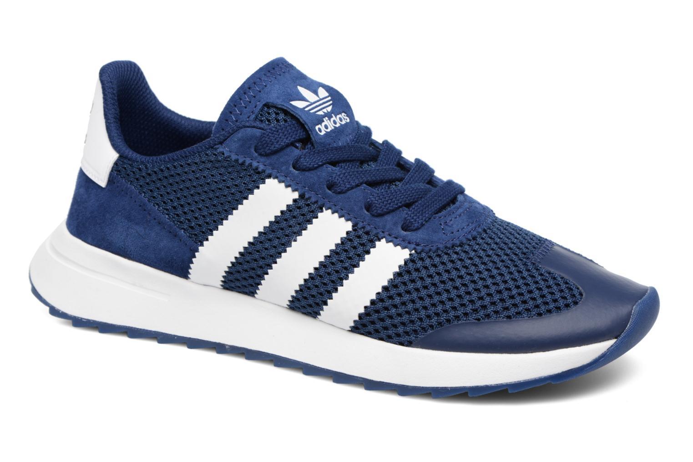 Baskets Adidas Originals Flb W Bleu vue détail/paire