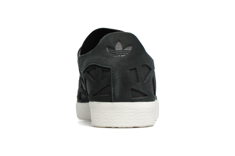 Baskets Adidas Originals Gazelle Cutout W Noir vue droite