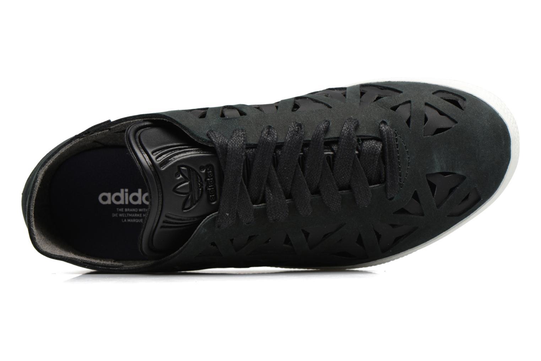 Baskets Adidas Originals Gazelle Cutout W Noir vue gauche