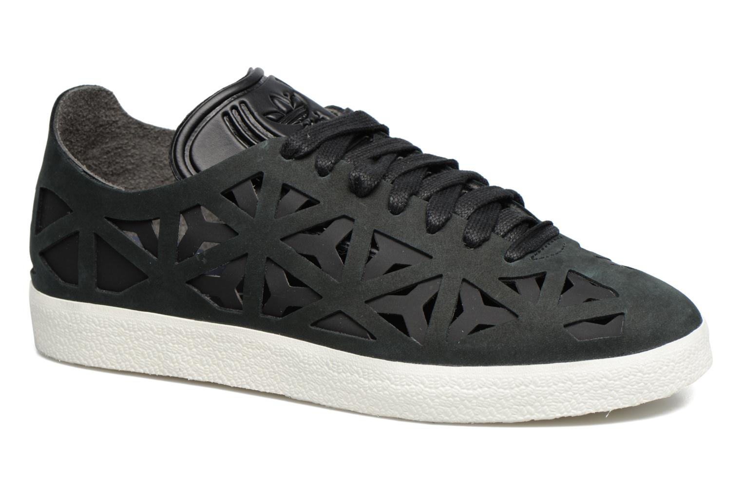 Baskets Adidas Originals Gazelle Cutout W Noir vue détail/paire