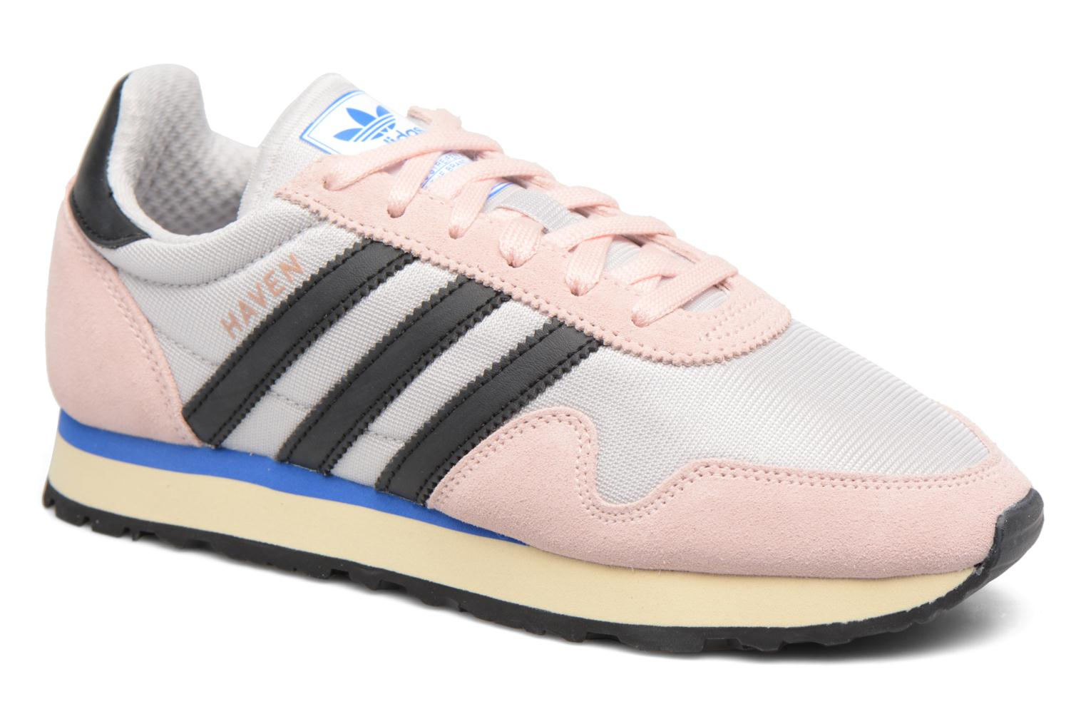 Baskets Adidas Originals Haven W Gris vue détail/paire