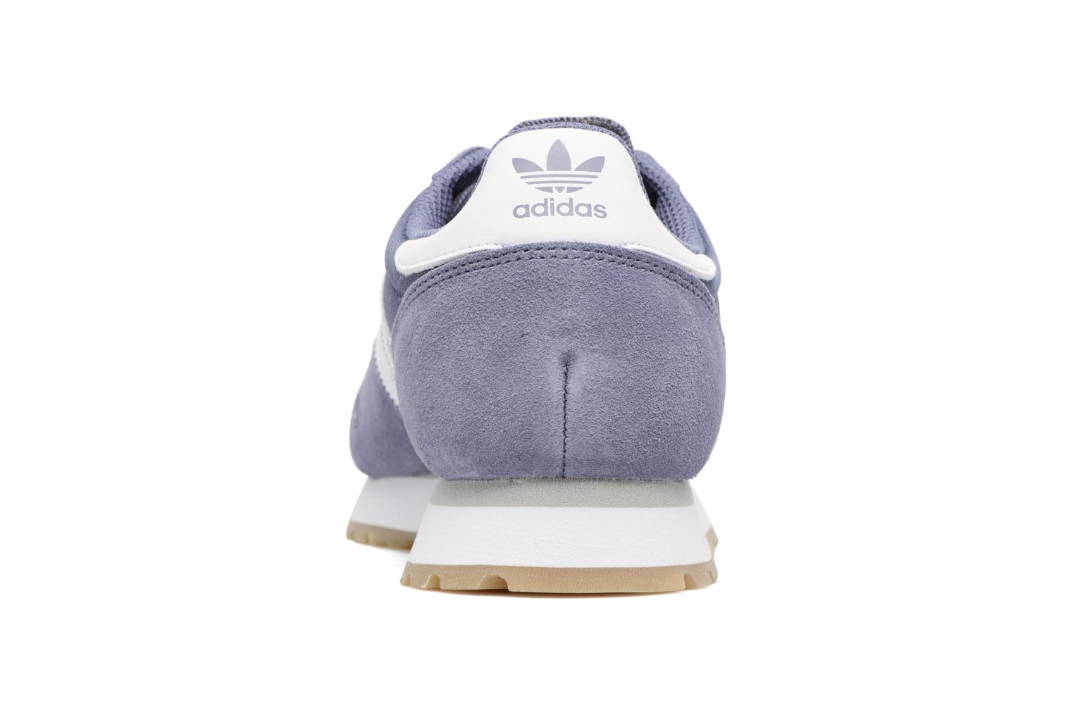 Baskets Adidas Originals Haven W Violet vue droite